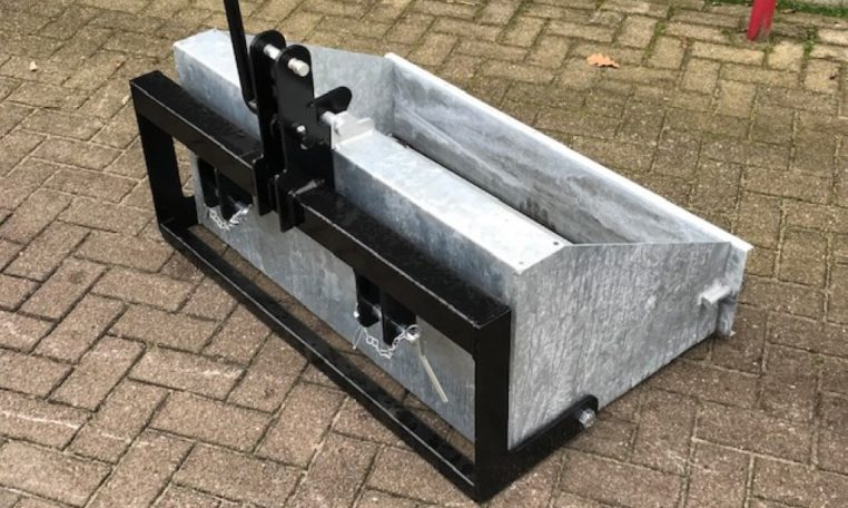 transport/grondbak 100cm