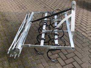 triltand cultivator incl rol