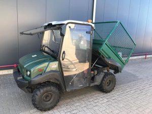 kawasaki mule 4010 4x4