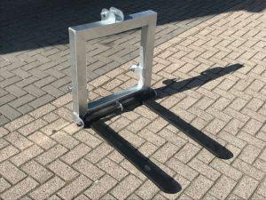 palletdrager minitractor 750kg verstelbaar