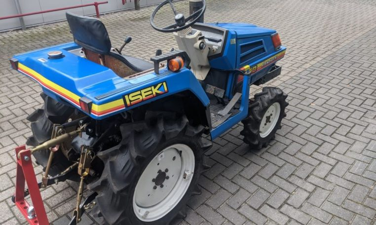 Iseki TU150 Landhope 4x4