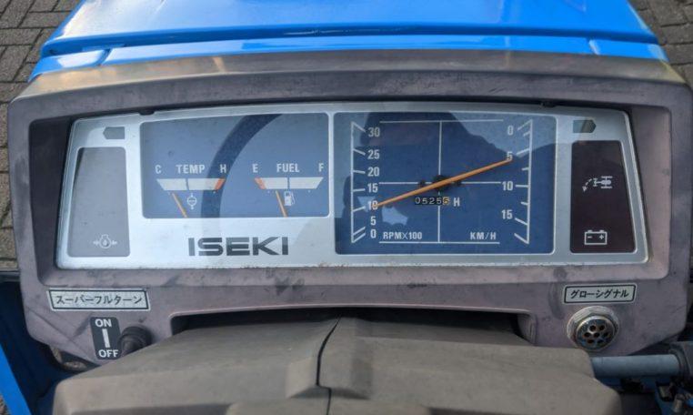 Iseki TU157 Landhope 4x4