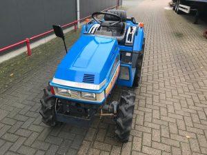 Iseki TU165 Landhope Minitractor 4x4
