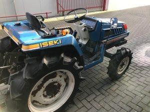 Iseki TU220 Landhope 4x4 minitractor compacttractor