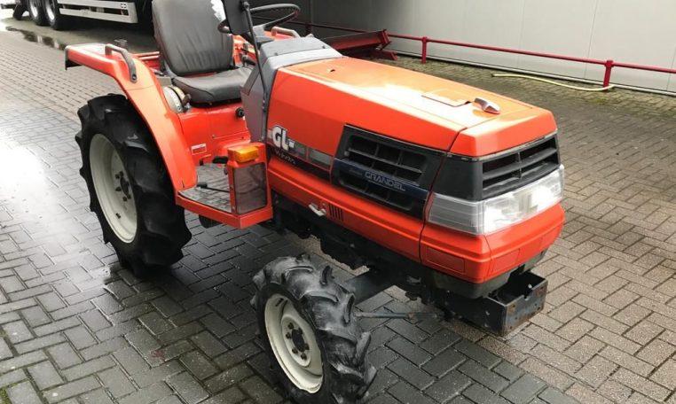 Kubota GL200D 4x4 compacttractor
