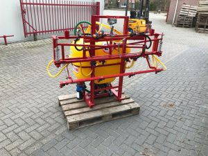 Weidespuit veldspuit 200 liter minitractor