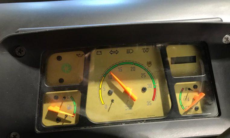 Fieldtrac 224D 4x4 minitractor minitrekker compacttractor