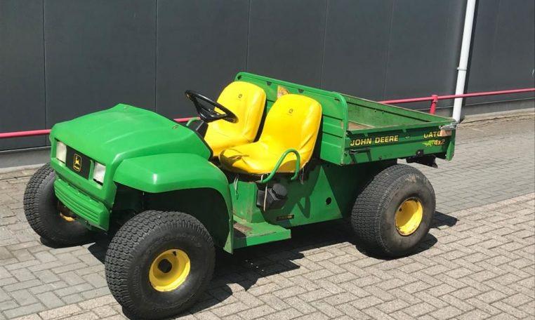 John Deere gator 4x2 benzine (