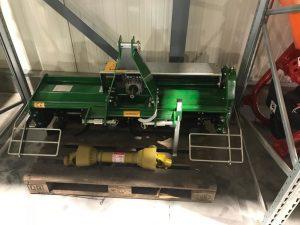 grondfrees 125cm inclusief aftakas nieuw minitractor