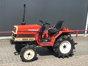 Yanmar F14 4WD minitractor (1)
