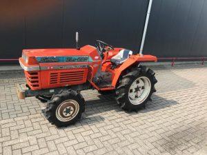 Kubota L1-205 Sunshine Minitractor 4WD (6)